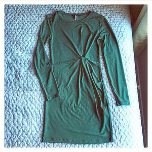 Forever 21 Green Bodycon Dress